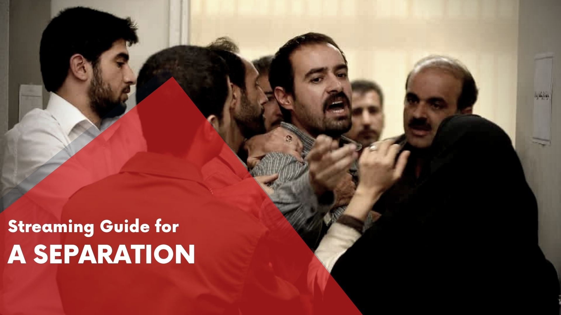 A Separation Streaming Guide