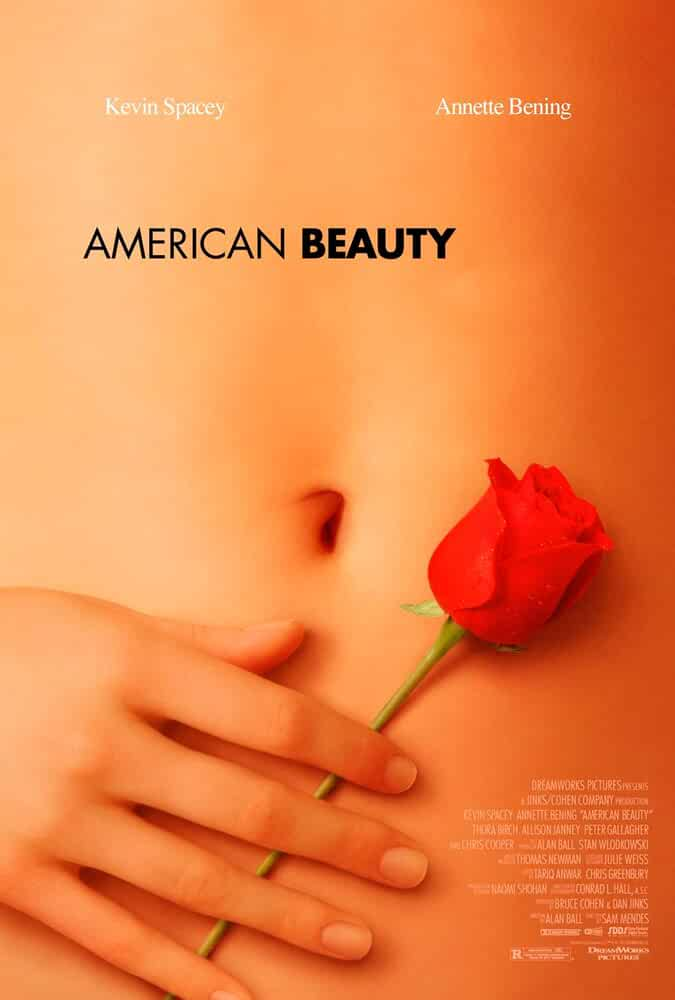 American Beauty Official Poster