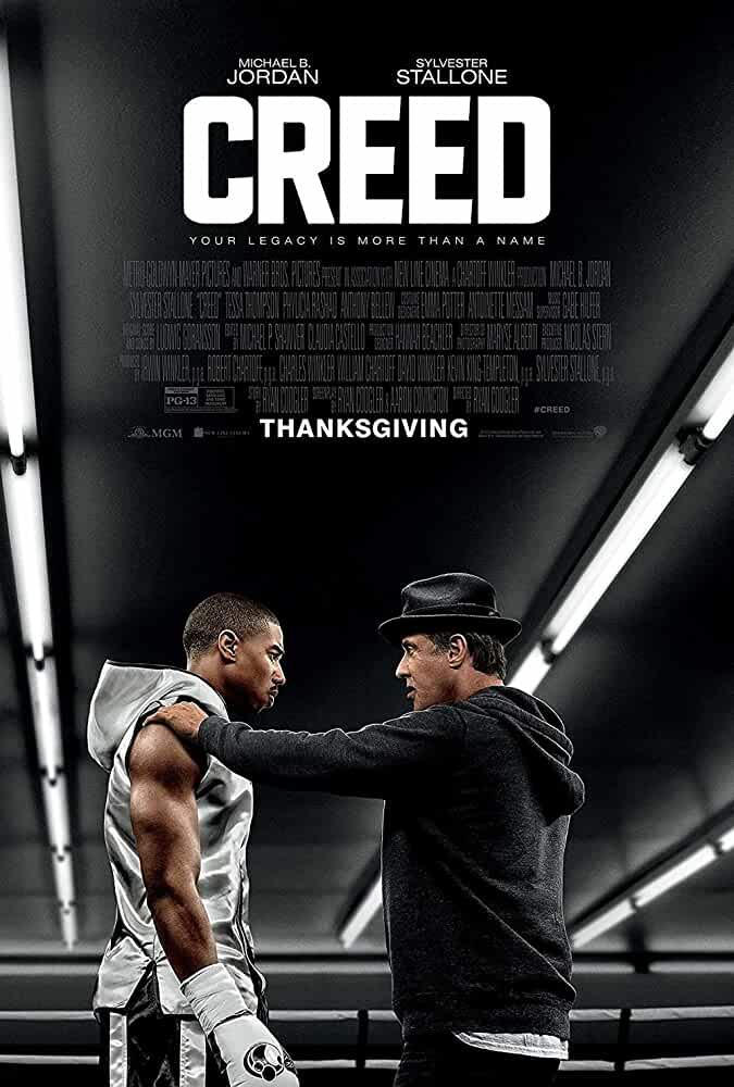 Creed Official Poster