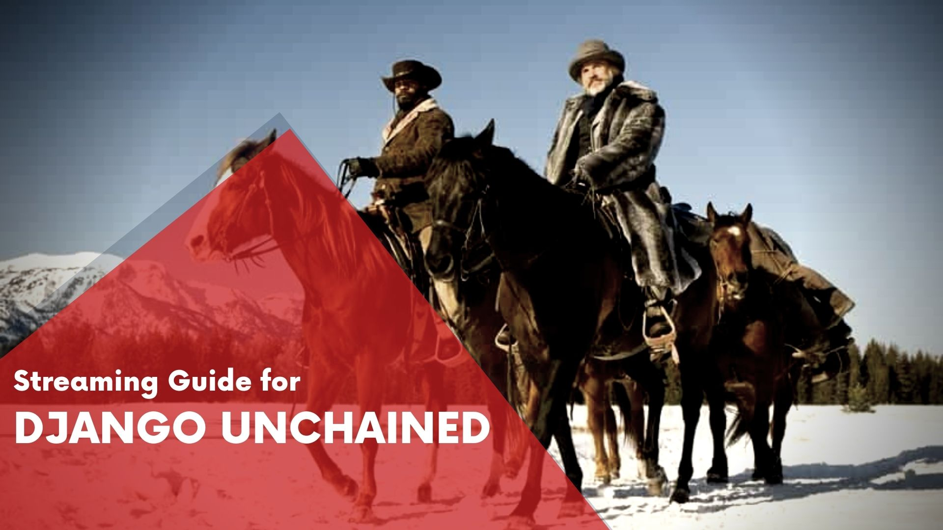 Answering if Django Unchained can be watched online on Hulu