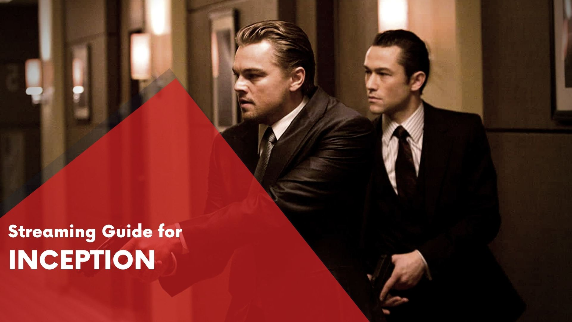 Answering if Inception can be watched online on Hulu
