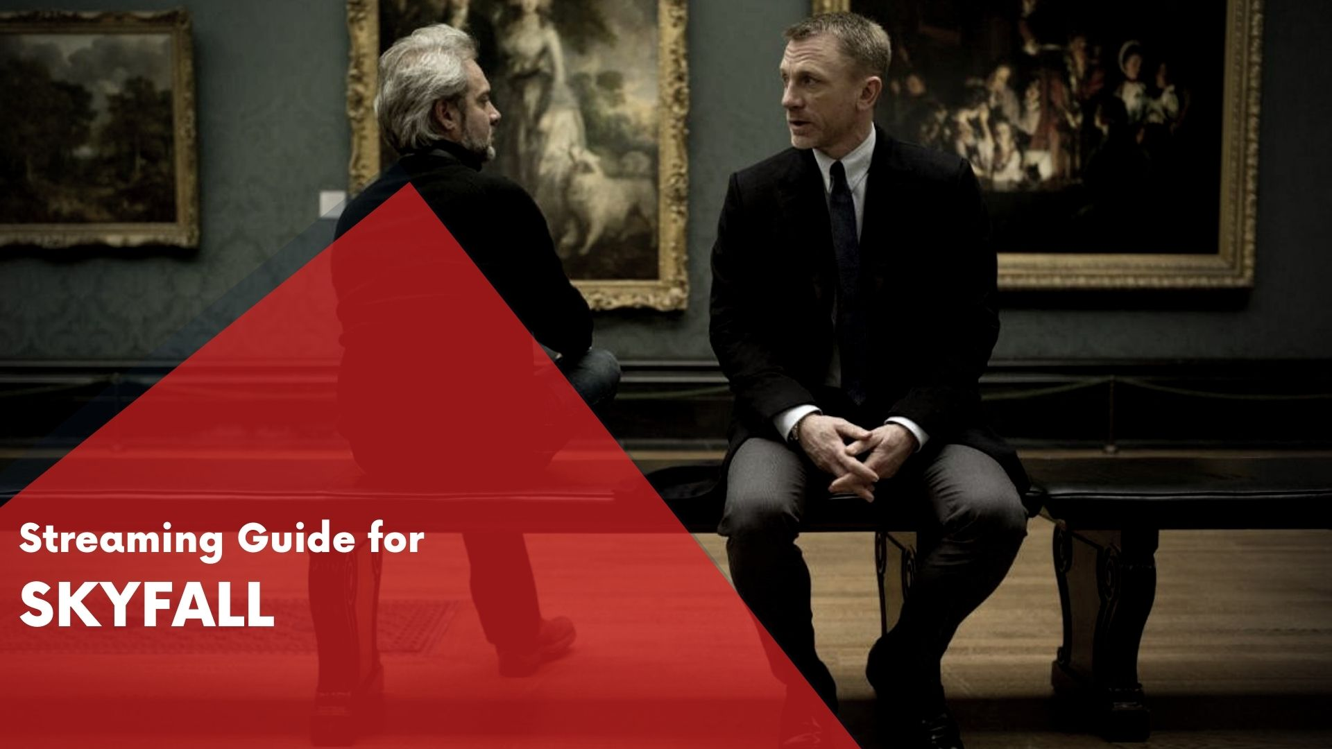 Answering if Skyfall can be watched online on Hulu