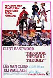 The Good, the Bad and the Ugly official poster