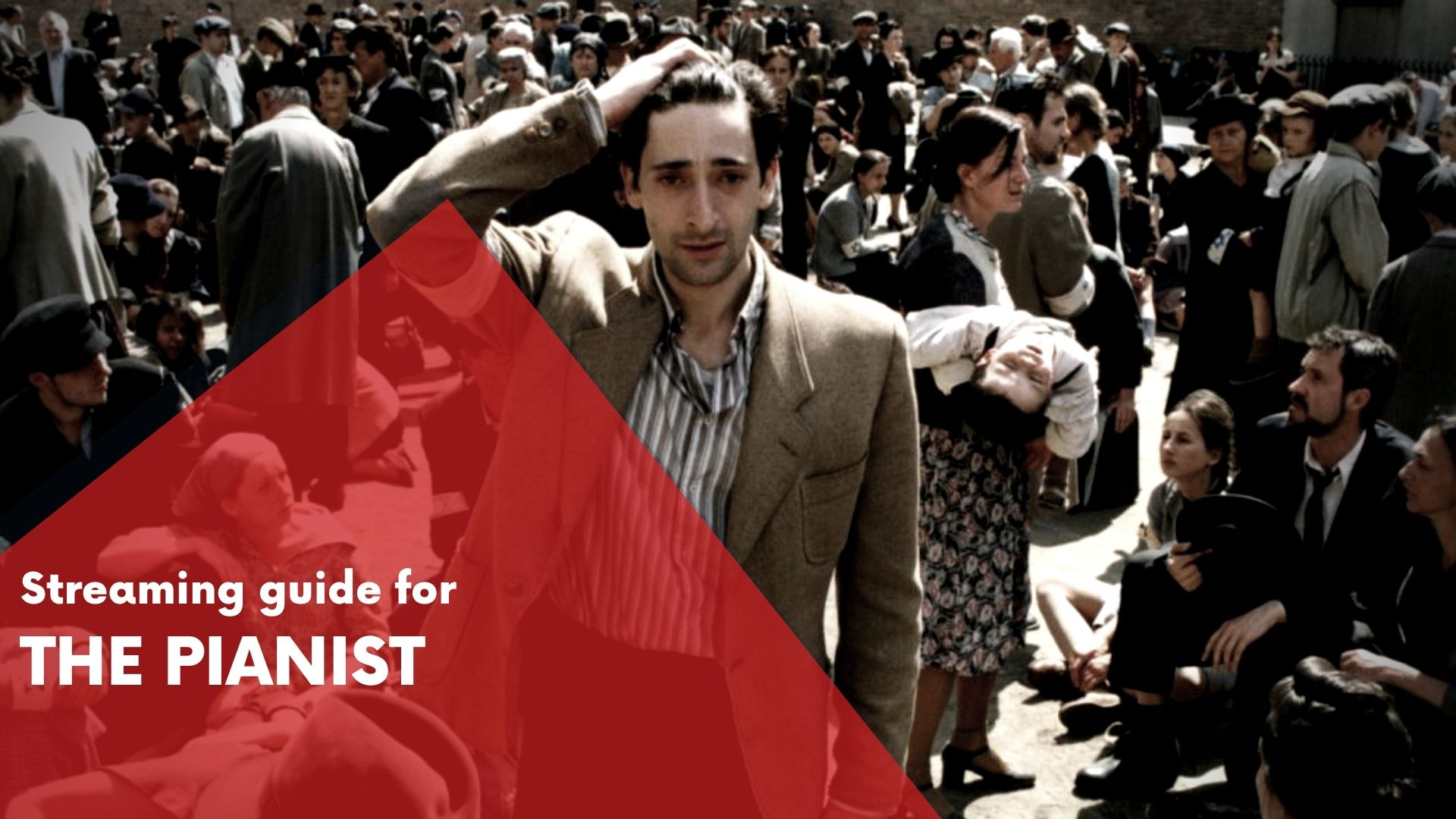The Pianist Streaming Guide 1
