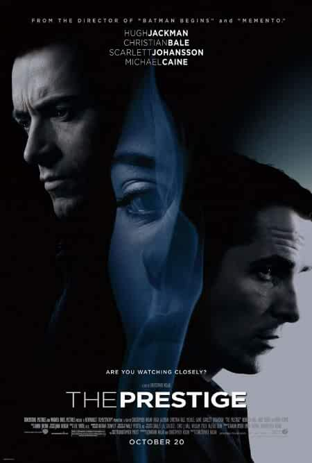 The Prestige official poster