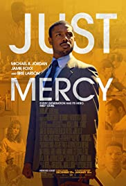 just mercy official poster