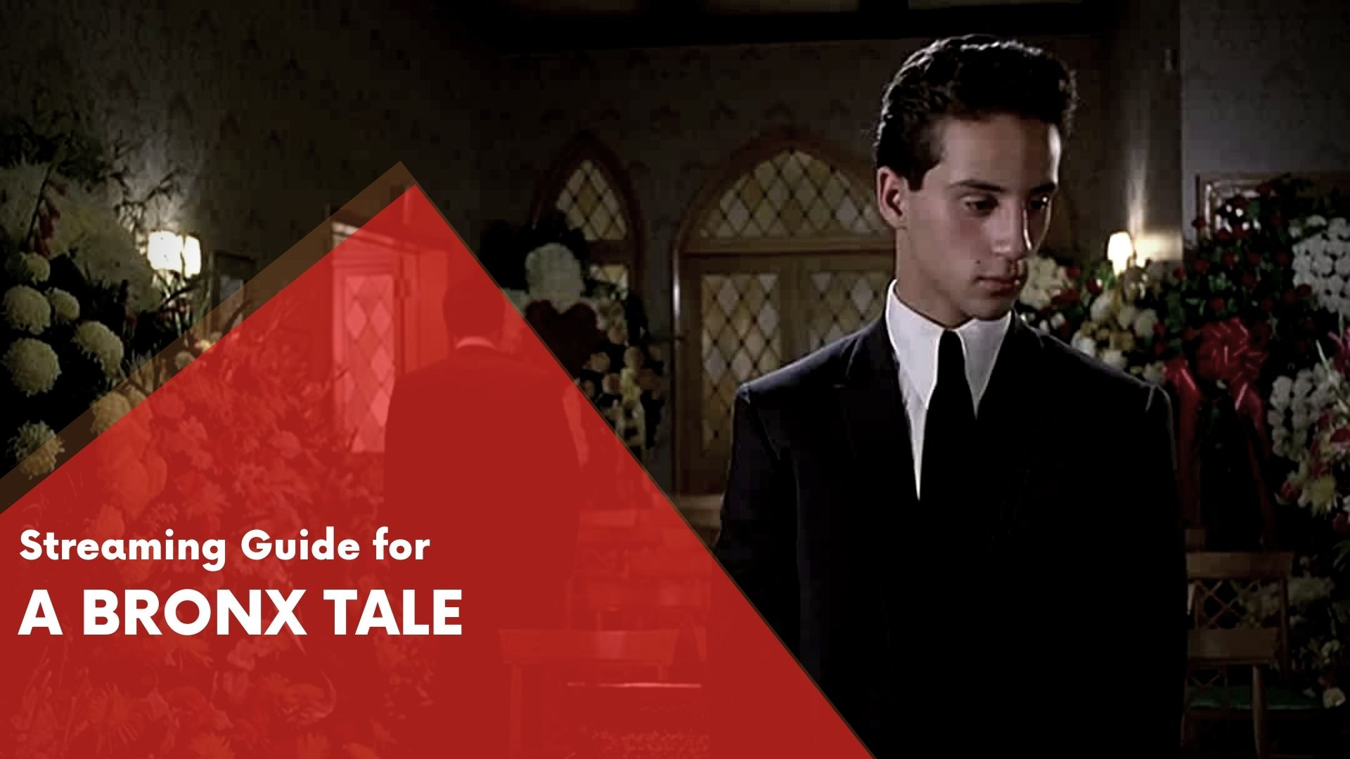 Answering if A Bronx Tale is available on Hulu