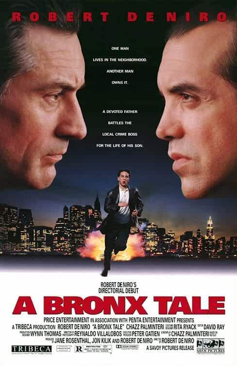 A Bronx Tale Official Poster