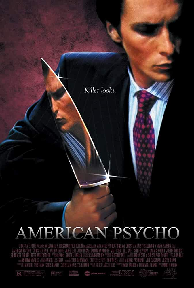 American Psycho official Poster