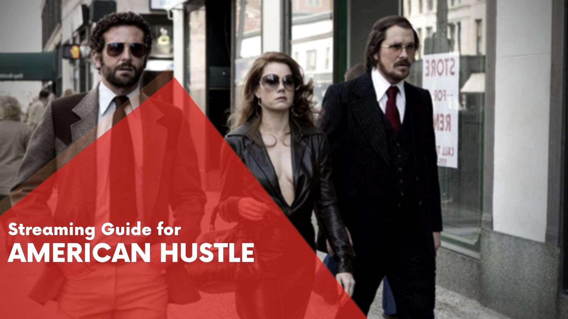 Answering if American Hustle is available on Hulu