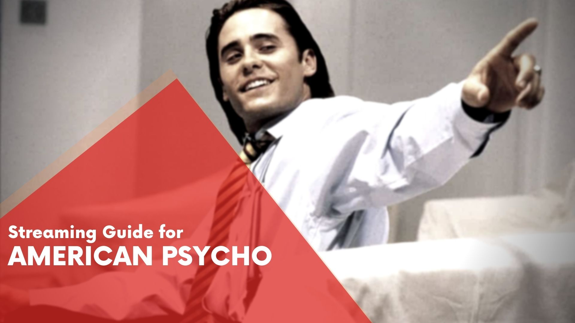 Answering if American Psycho is available on Hulu