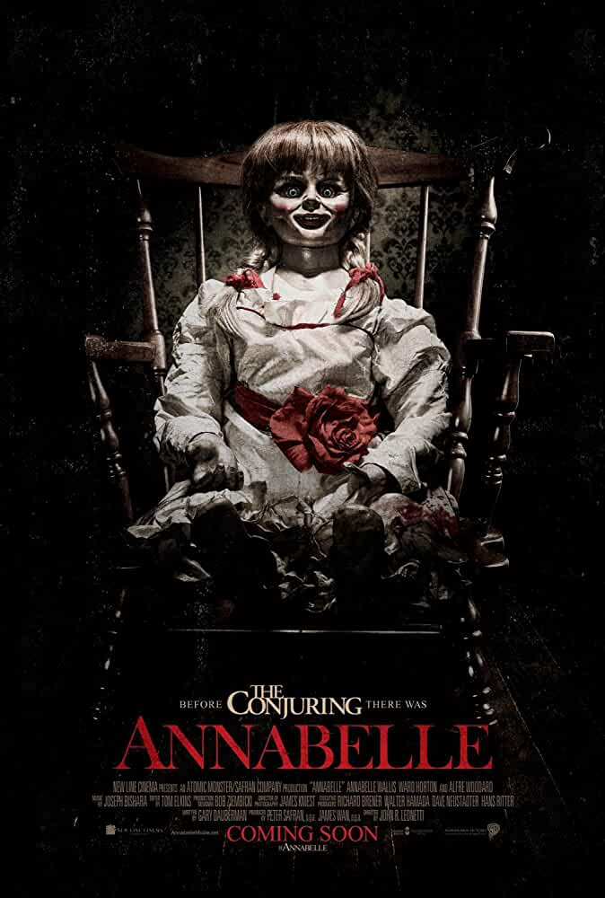 Annabelle Official Poster