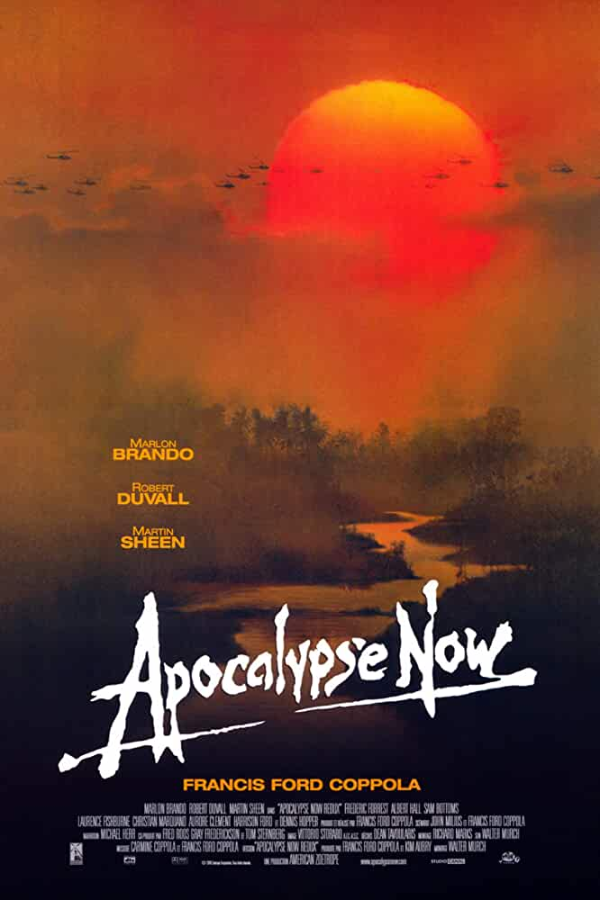 Apocalypse Now Official Poster
