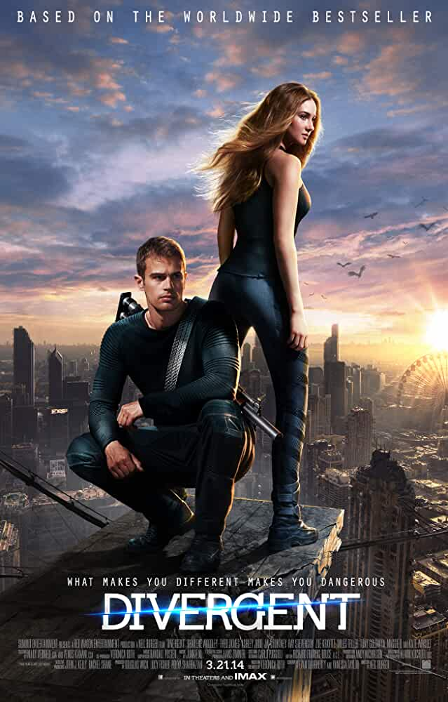 Divergent Official poster