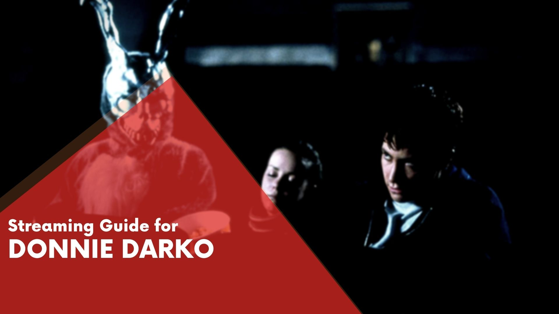 Answering if Donnie Darko is available on Hulu