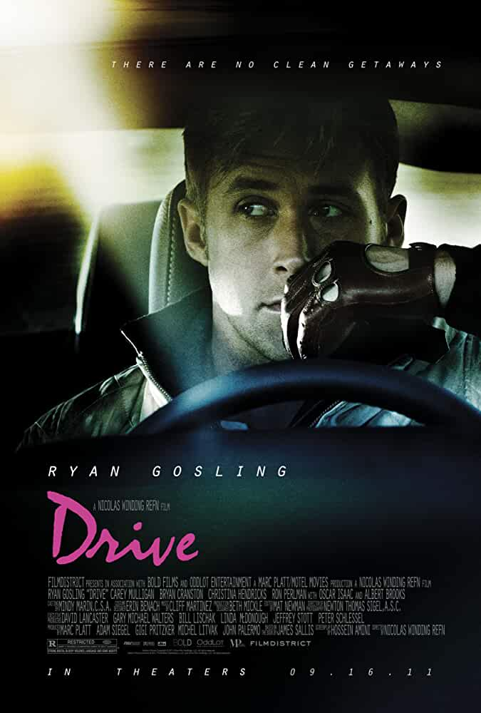 Drive Official Poster