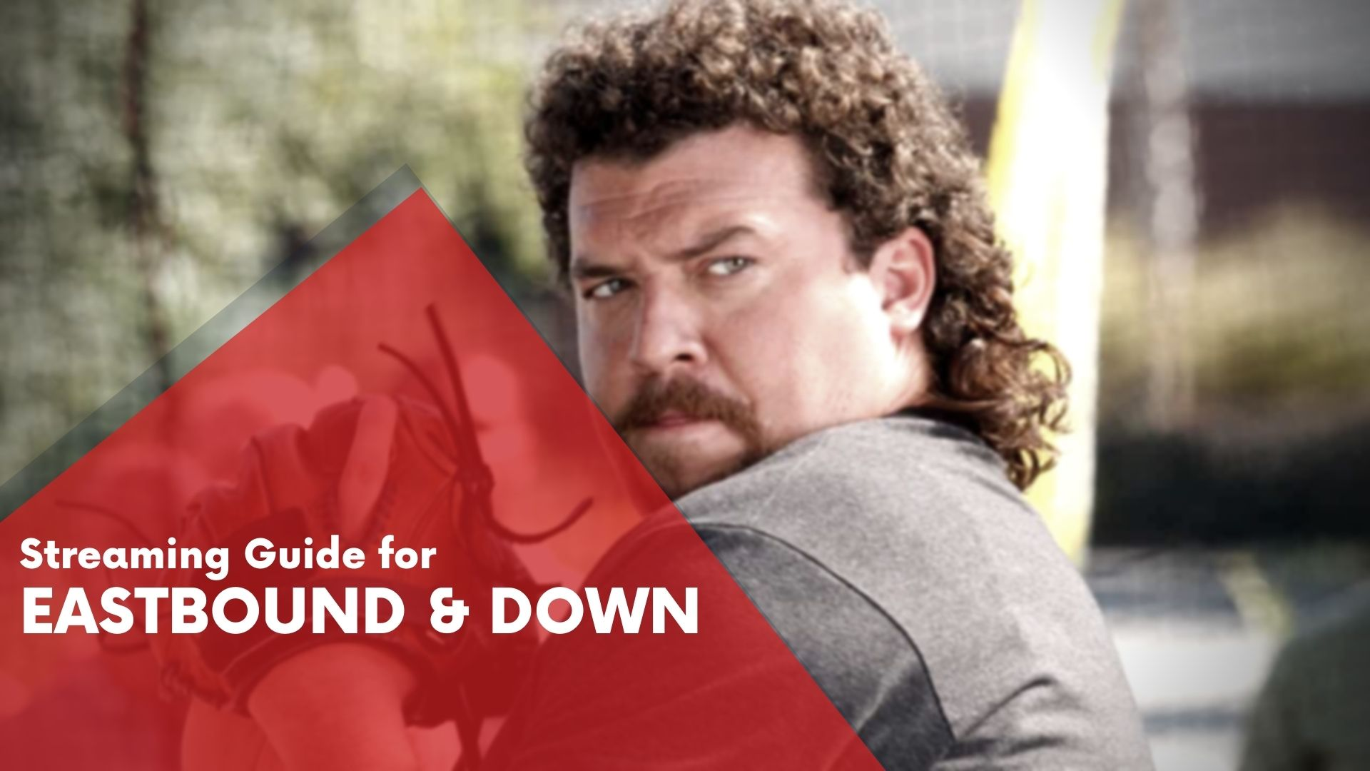 Answering if Eastbound Down is available on Hulu