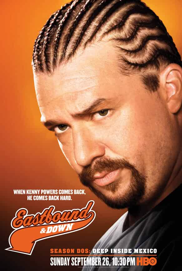 Eastbound & Down Official Poster