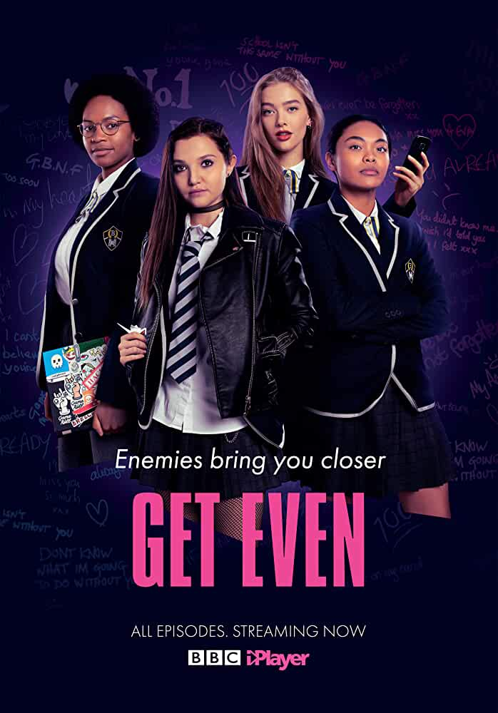Get Even Official Poster