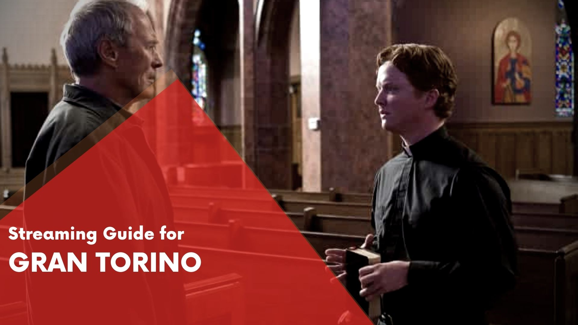 Answering if Gran Torino is available on Hulu