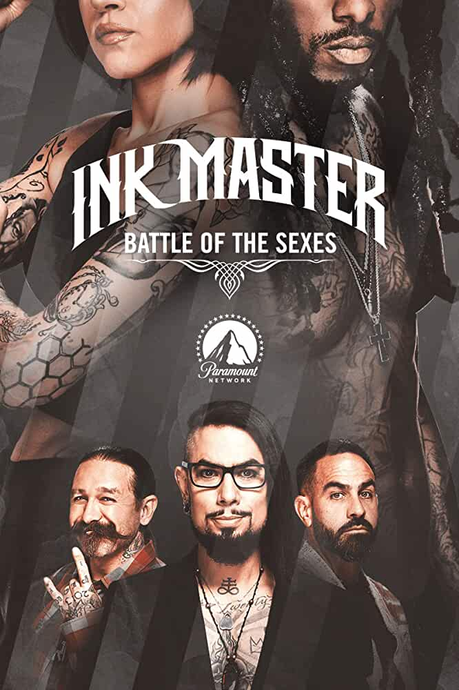 Ink Master Official Poster