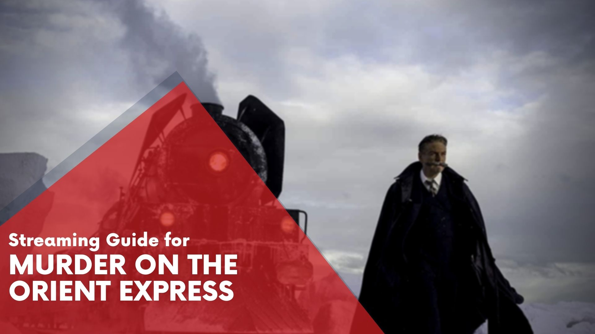 Answering if Murder on the Orient Express is available on Hulu