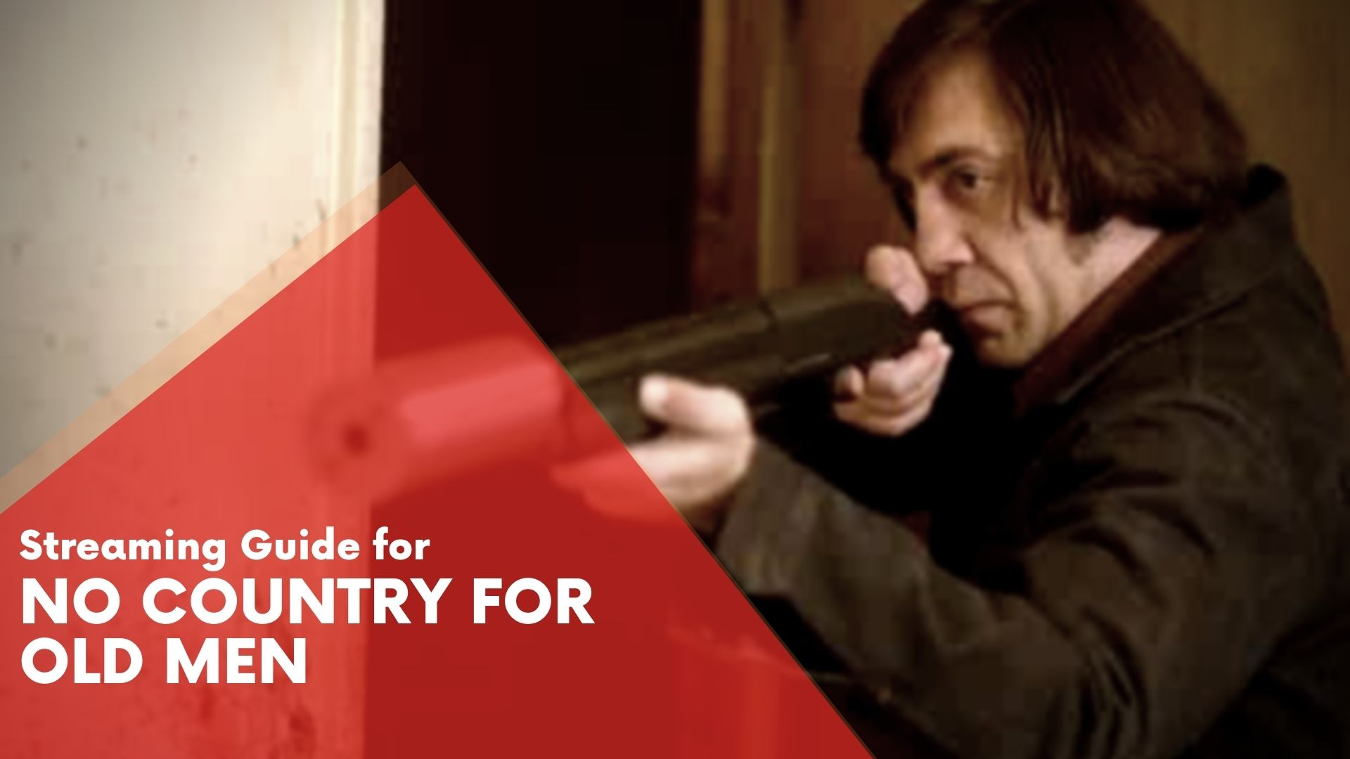 Answering if No Country for Old Men is available on Hulu