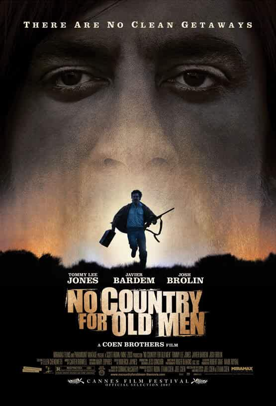 No Country for Old Men official poster