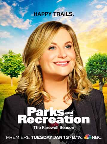 Parks and Recreation Official Poster