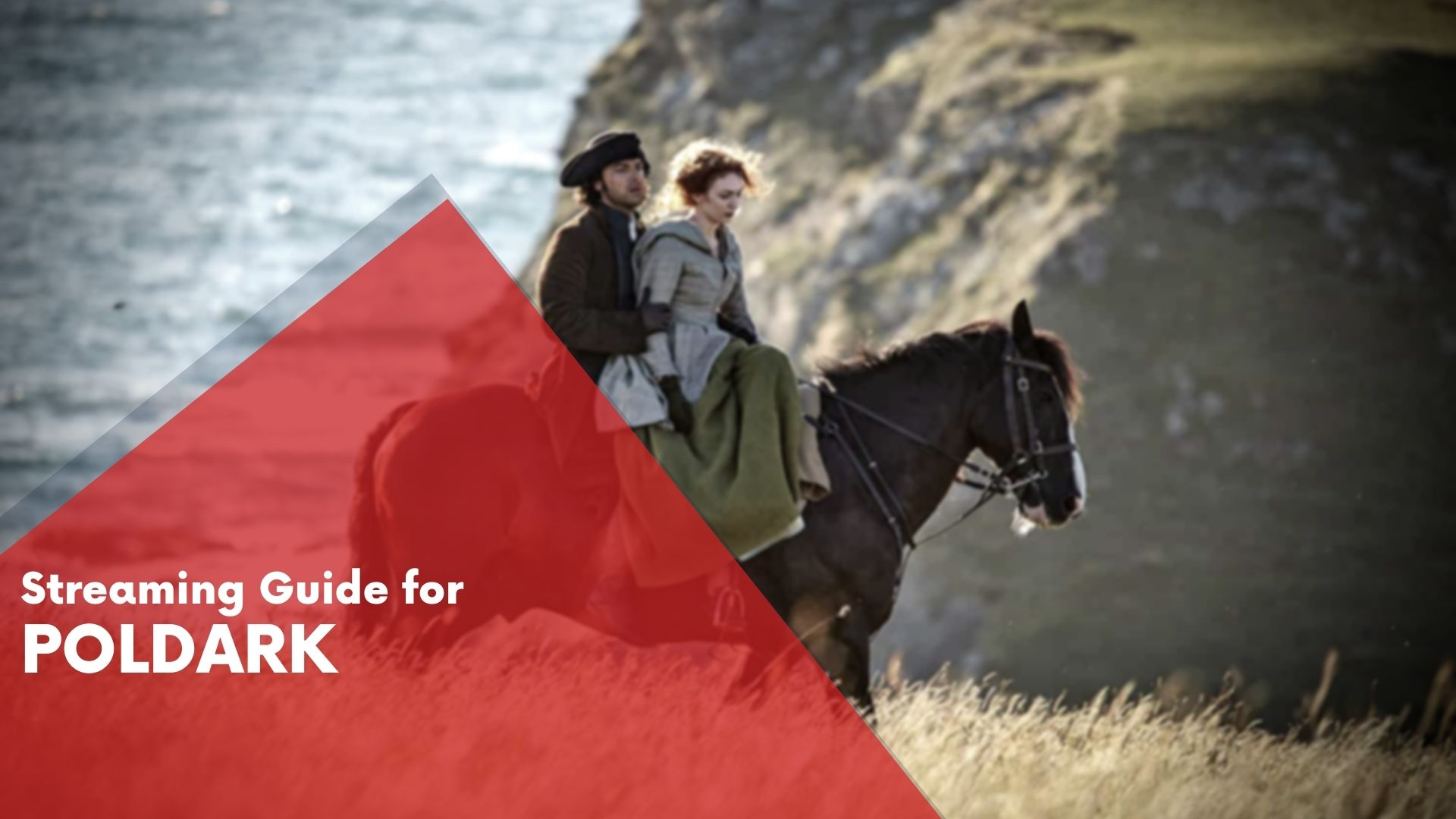 Answering if Poldark is available on Hulu
