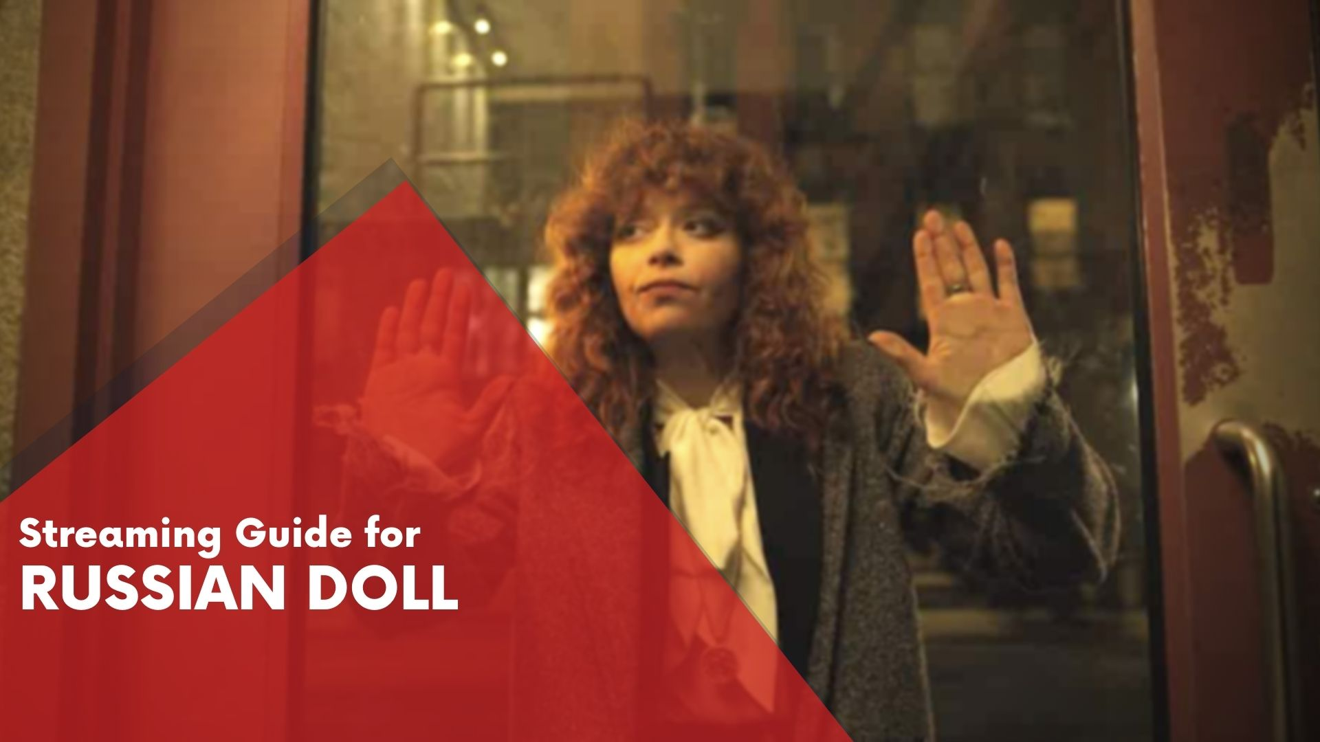 Answering if Russian Doll is available on Hulu