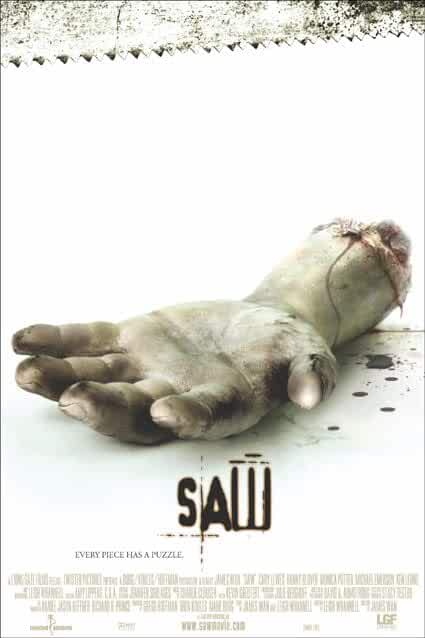 Saw Official poster