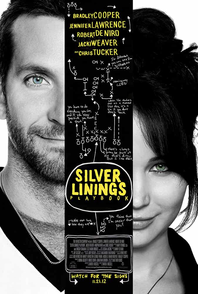 Silver Linings Playbook  Official Poster