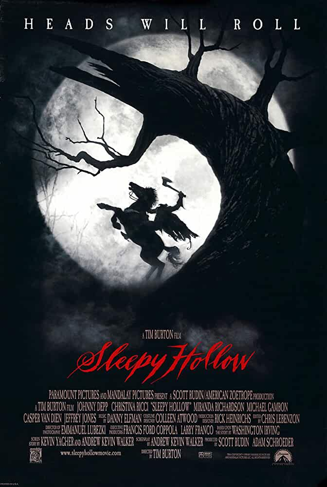 Sleepy Hollow Official Poster