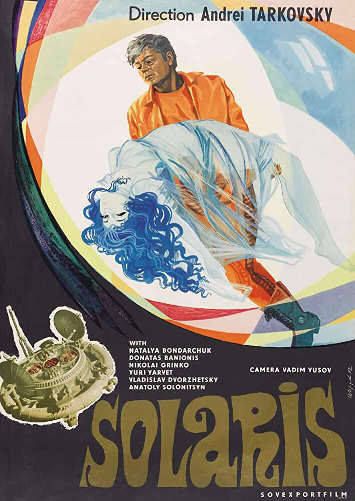 Solaris Official Poster