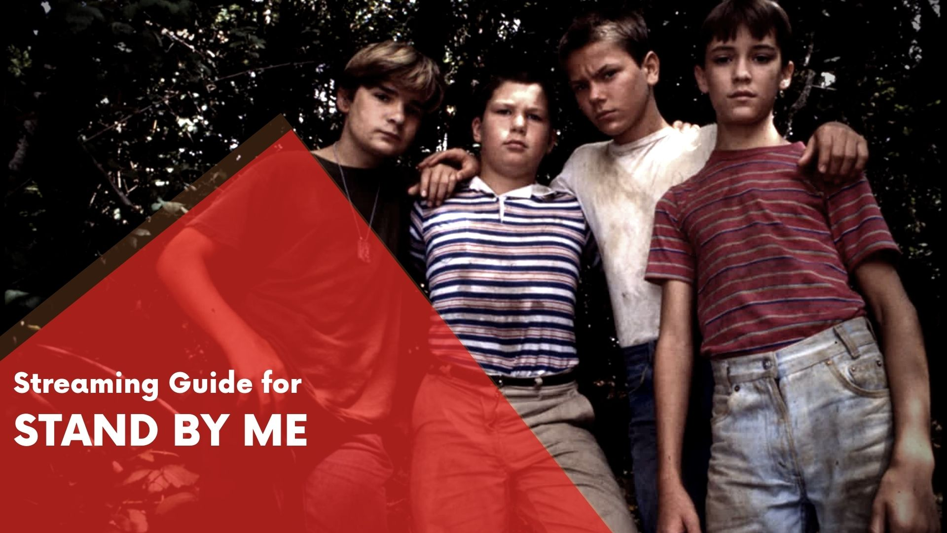 Answering if Stand By Me is available on Hulu