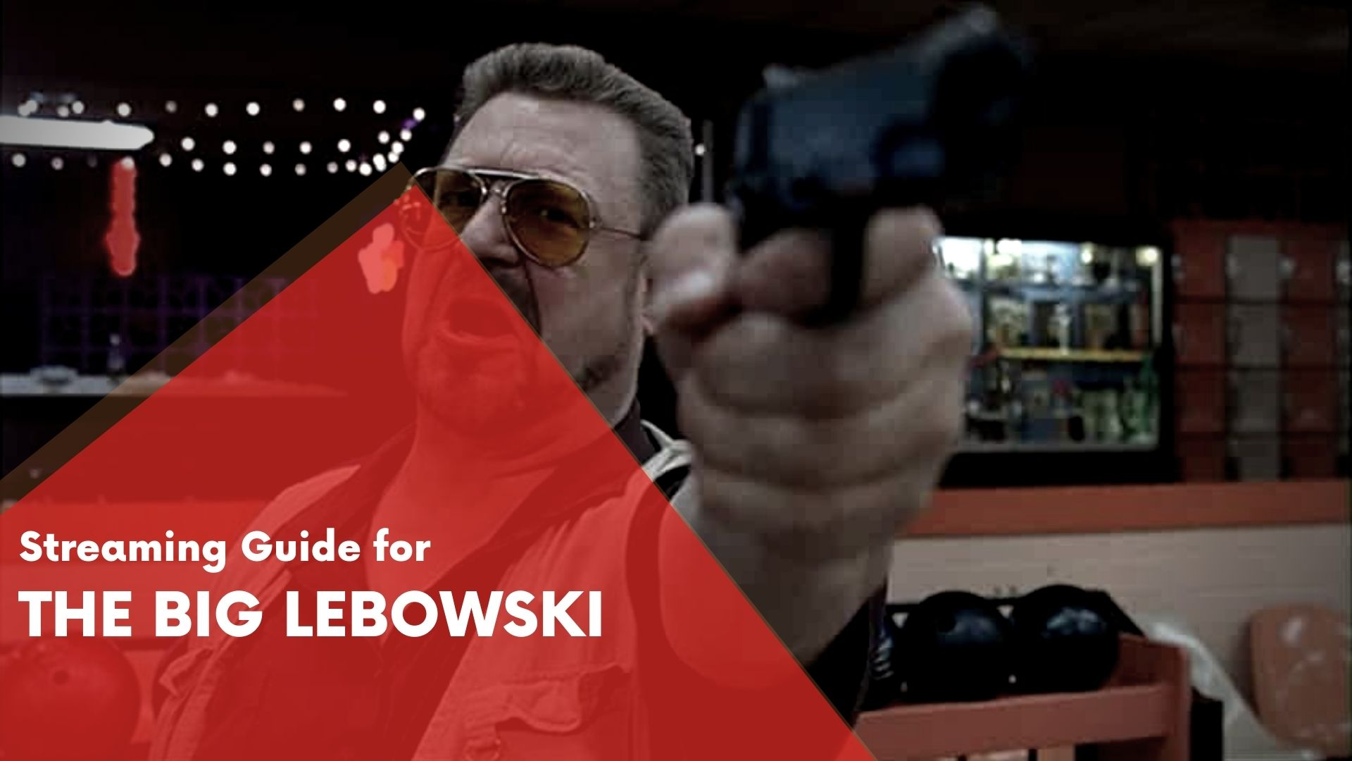 Answering if The Big Lebowski is available on Hulu