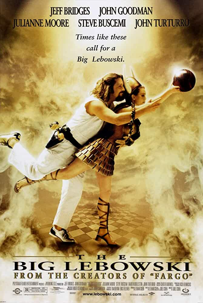 The Big Lebowski official poster