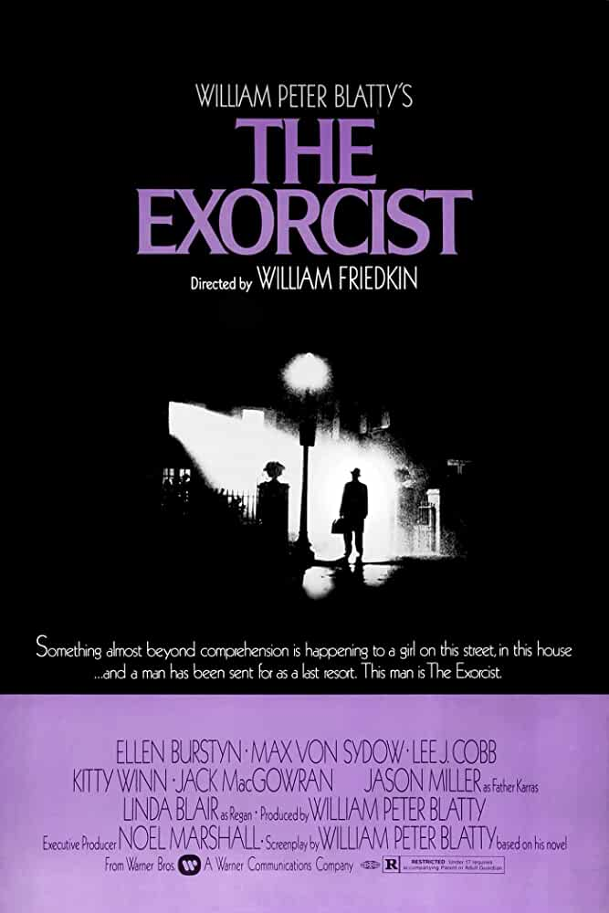The Exorcist Official Poster