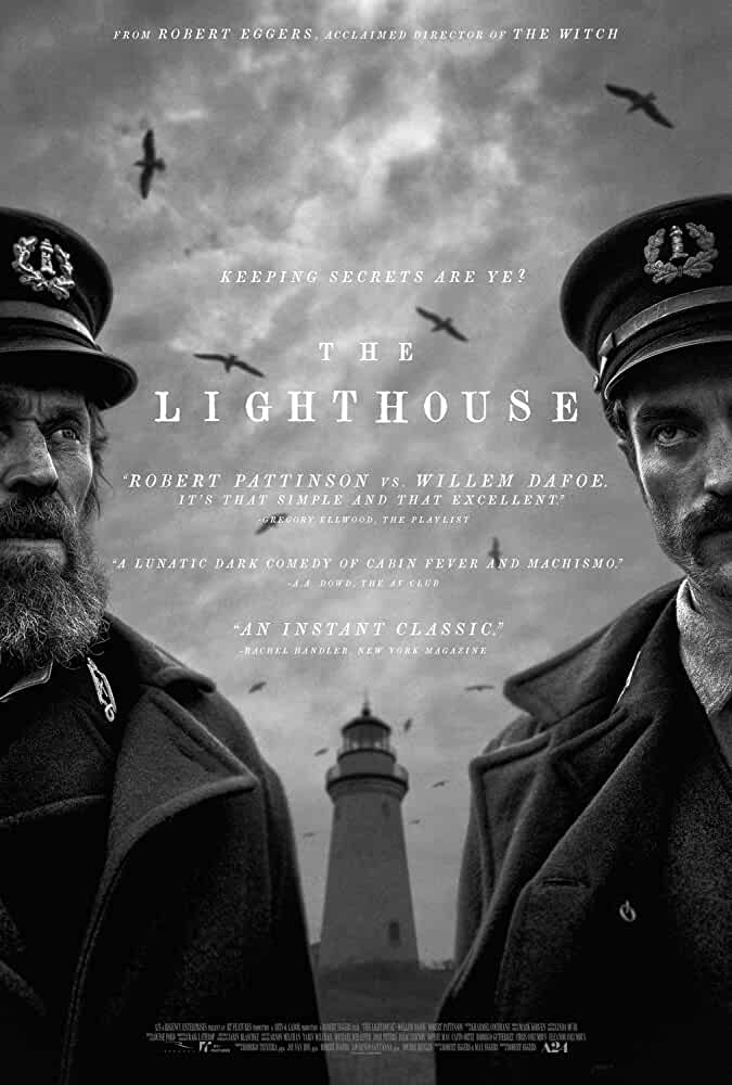 The Lighthouse Official Poster