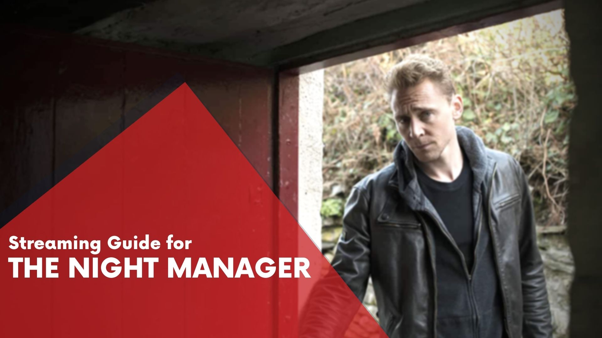 Answering if The Night Manager is available on Hulu