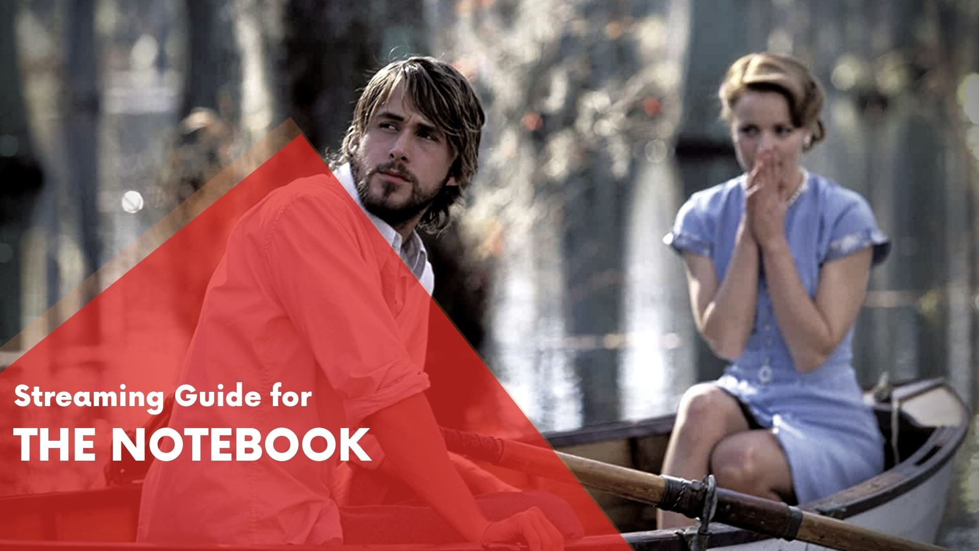 Answering if The Notebook is available on Hulu