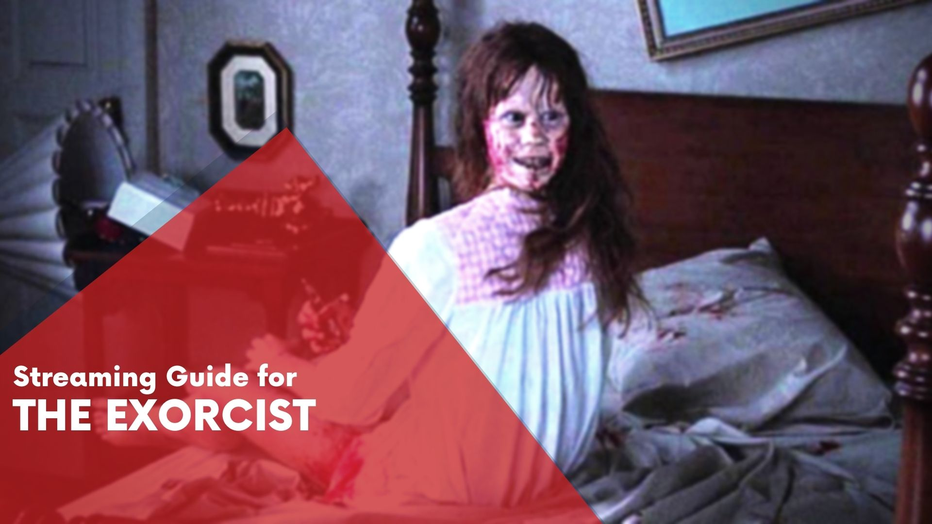 Answering if The Exorcist is available on Hulu