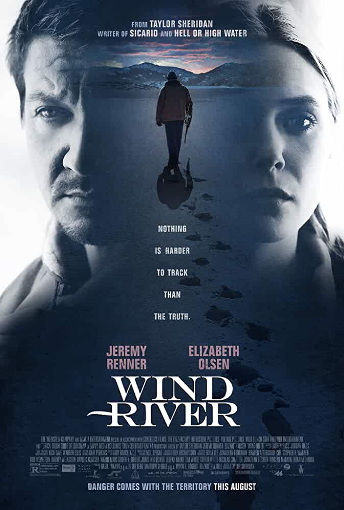 Wind River Official Poster