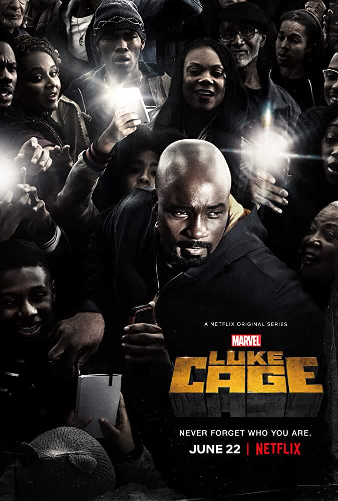 Luke Cage official poster