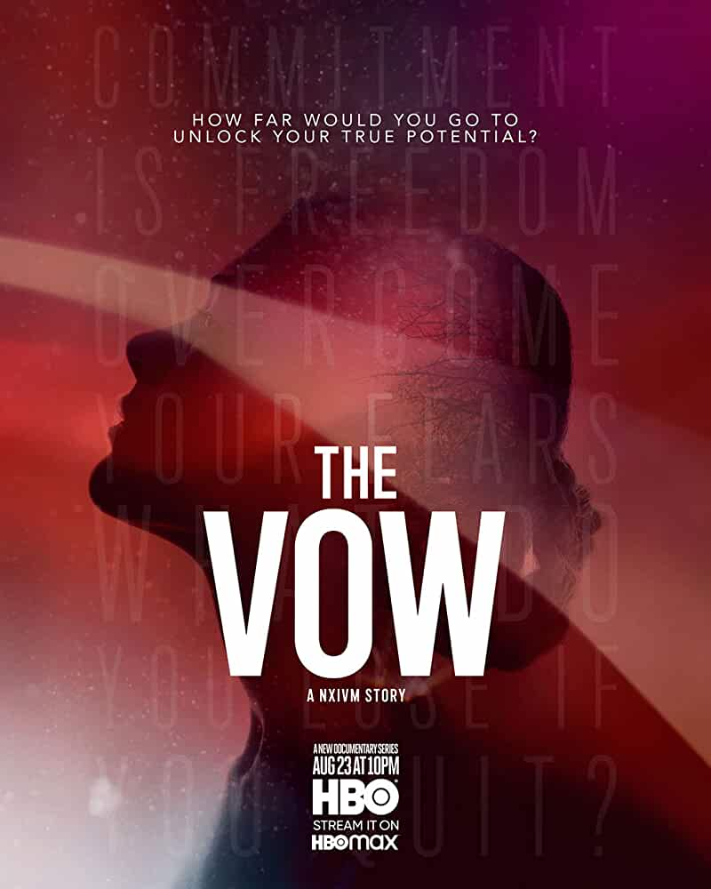 The Vow Official Poster