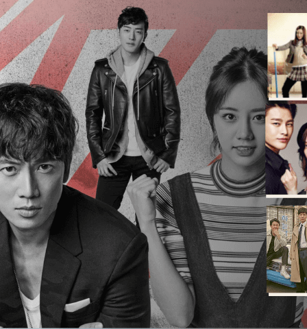 Highlights from Best Comedy Korean dramas