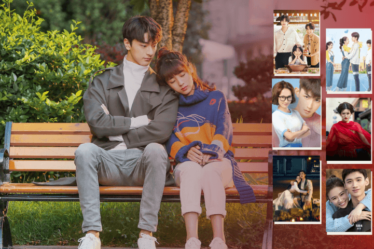 Highlights from best romantic chinese dramas