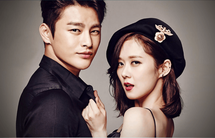 Lead actres of Hello Monster Korean drama in a portrait pose