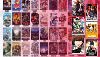 Highlights from every anime show available on Netflix
